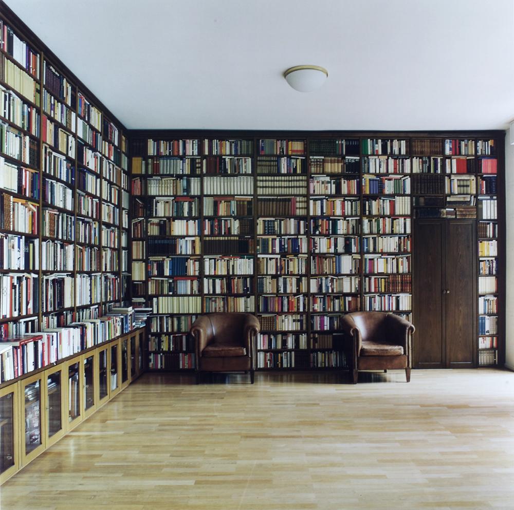 Bibliothek Rainer Speck Köln III | mumok