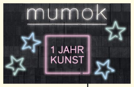 mumok Jahreskarte