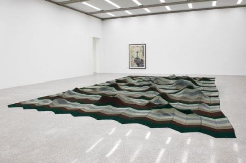 Mike Kelley, »Lumpenprole«, 1991