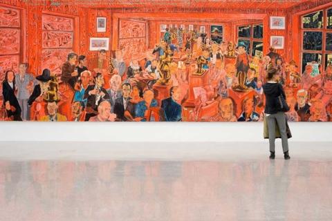 Ausstellung Mumok: Die Gegenwart der Moderne