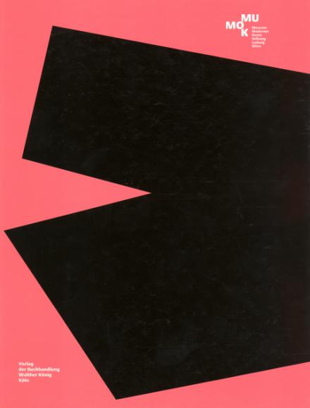 """Publikation zur Ausstellung """"Gerwald Rockenschaub. Werke 1980–2004"""""""