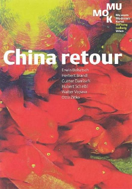 Cover der Publikation China retour.