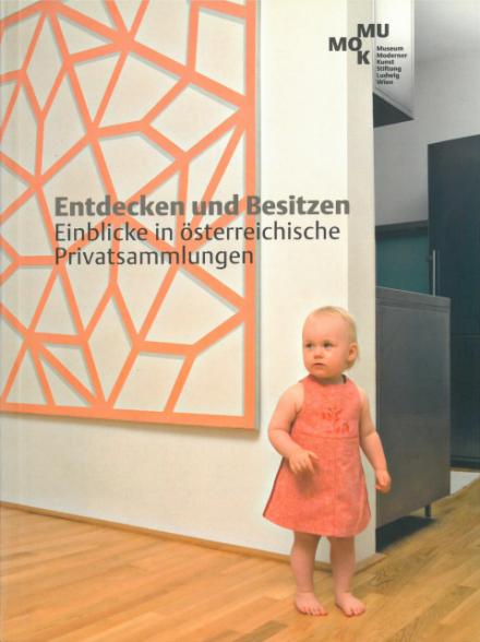 Publikation zu Ausstellung Entdecken und Besitzen