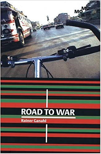 Publikation der Ausstellung Rainer Ganahl. Road To War