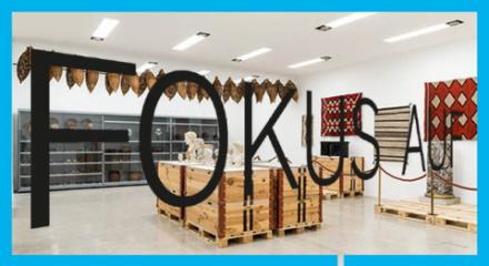 Ausstellungsansicht aus der Ausstellung Defrosting the Icebox