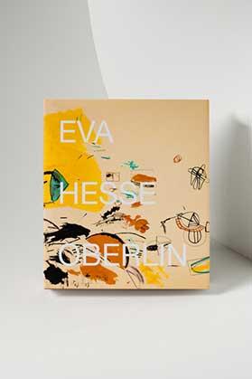 """Die Publikation der Ausstellung """"Forms Larger and Bolder: EVA HESSE ZEICHNUNGEN"""""""