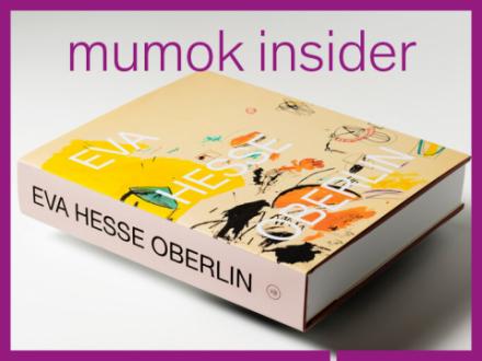 Buchcover: Eva Hesse, Oberlin Drawings