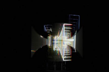 Formen aus Licht