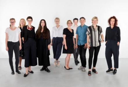 team der marketingabteilung