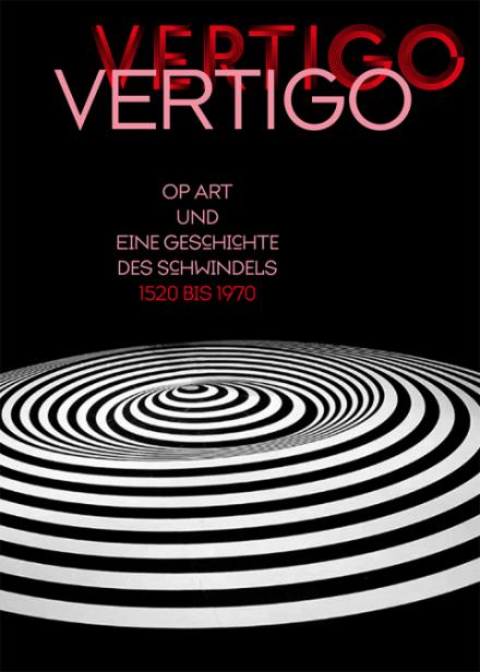 Katalog zur mumok Ausstellung Vertigo