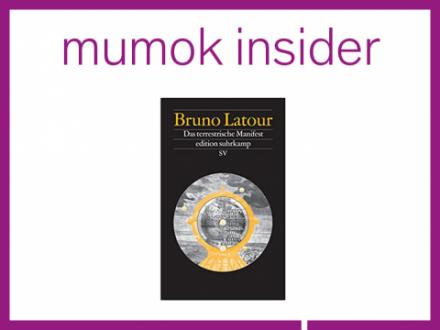 Buchcover, Bruno LaTour
