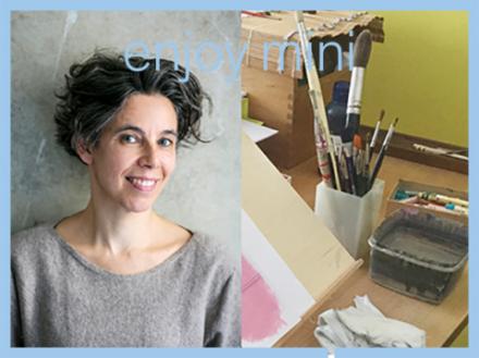 Verena Hochleitner, Grafikerin und Kinderbuch Illustratorin