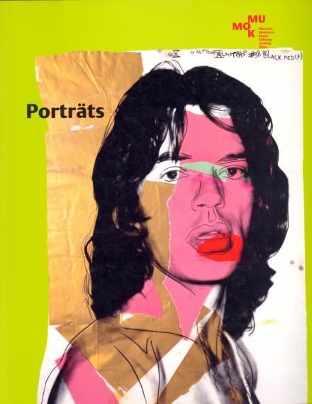 """Publikation aus der Ausstellung """"Porträts. Aus der Sammlung"""""""