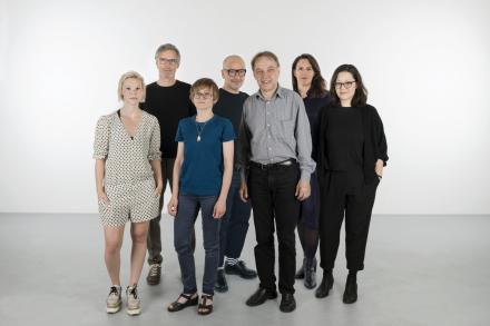 Das teamfoto unserer Kurator_innen