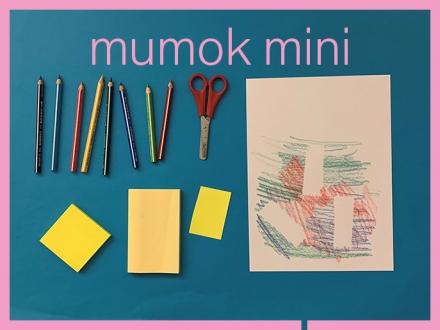 Auf dem Bild sind Utensilien zu sehen, welche man für ein Tape Art benötigt: z.b.: Schwere, Buntstifte, tape und Papier